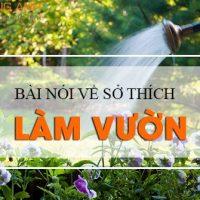 Bai-noi-ve-so-thich-lam-vuon-bang-tieng-anh-y-nghia