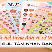 Bai-viet-tieng-anh-ve-so-thich-suu-tam-nhan-dan