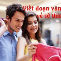 Viet-doan-van-tieng-anh-ve-so-thich-mua-sam-vui-ve