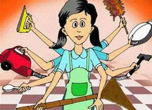 Bài luận tiếng anh về công việc nhà