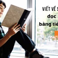 Viet-ve-so-thich-doc-sach-bang-tieng-anh-don-gian