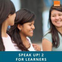 Sách dạy tiếng Anh giao tiếp cho người mới bắt đầu Speak Up! (1 + 2)