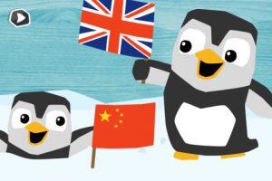 Học tiếng Trung và học tiếng Anh